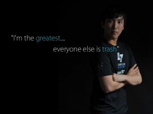 Doublelift is the greatest... everyone else is trash